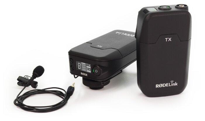 Радиосистема RODE RODELink Filmmaker Kit