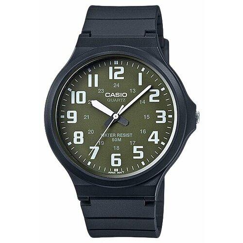 Наручные часы CASIO MW-240-3B наручные часы casio mw 240 4b