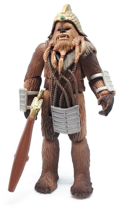 Фигурка Hasbro Star Wars Revenge of the Sith Wookiee Warrior 85365