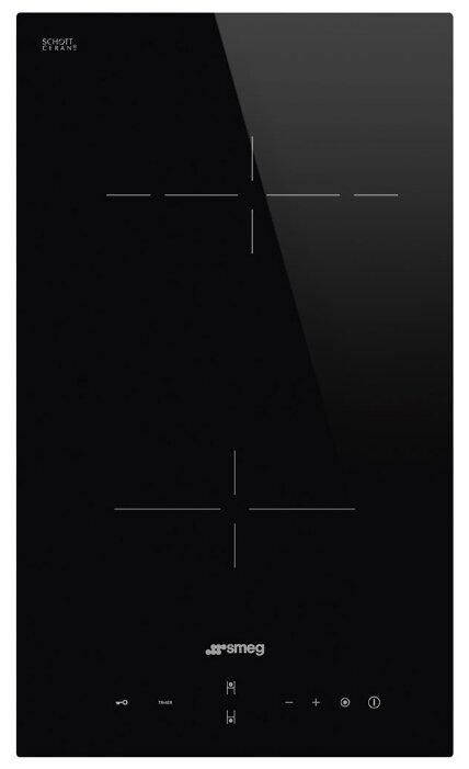 Электрическая варочная панель smeg SE232TD