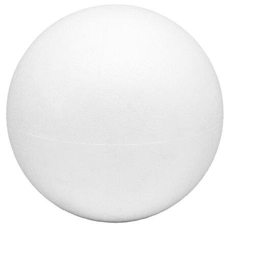 Купить Astra & Craft Заготовка для декорирования Шар 7715013 белый, Декоративные элементы и материалы