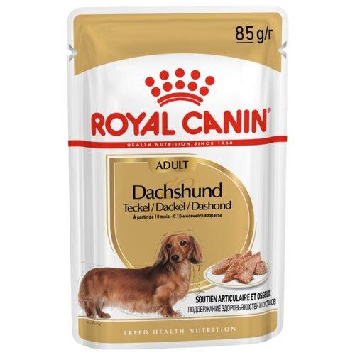 Корм для собак Royal Canin Dachshund Adult (паштет) (0.085 кг) 1 шт.Корма для собак<br>