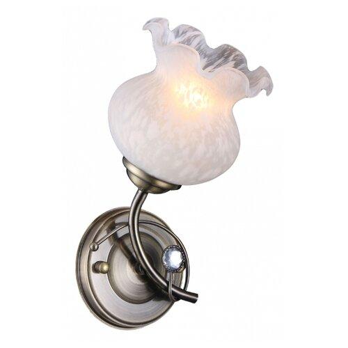 Настенный светильник Natali Kovaltseva 11472/1W Aтntique, 40 Вт бра natali kovaltseva 11461 1w french