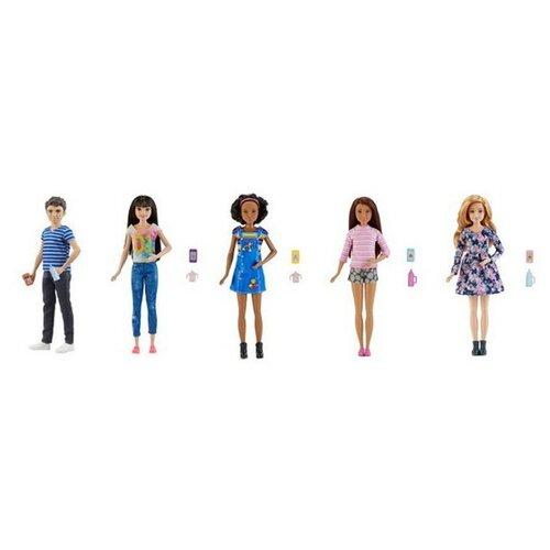 Купить Кукла Barbie Няня Скиппер, 28 см, FHY89, Куклы и пупсы