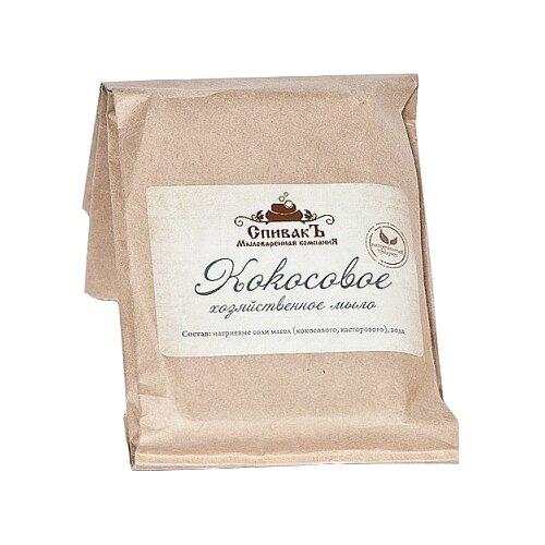 Хозяйственное мыло СпивакЪ кокосовое 0.1 кг