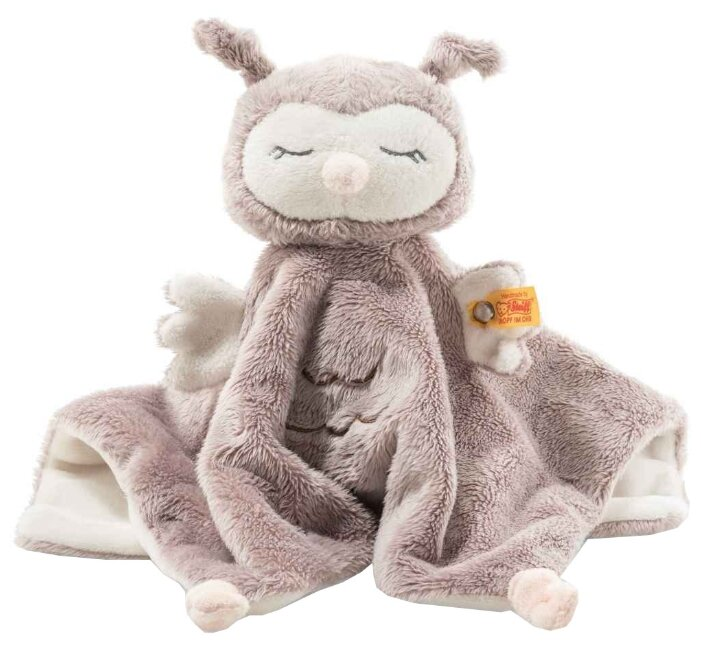 Комфортер Steiff Soft Cuddly Friends Ollie owl