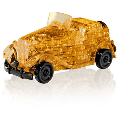 Купить Машина желтая, Hobby Day, Головоломки