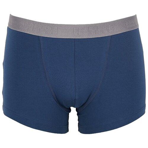 трусы мужские rossoporpora elastico interno цвет синий 207 boxer размер 3xl 56 Intri Трусы боксеры на широкой резинке, размер (56)3XL, синий