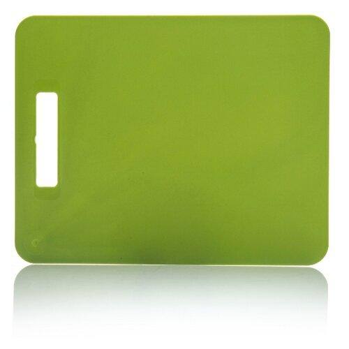 цена на Разделочная доска ПОЛИМЕРБЫТ Комфорт 80501 37х29 см салатовый