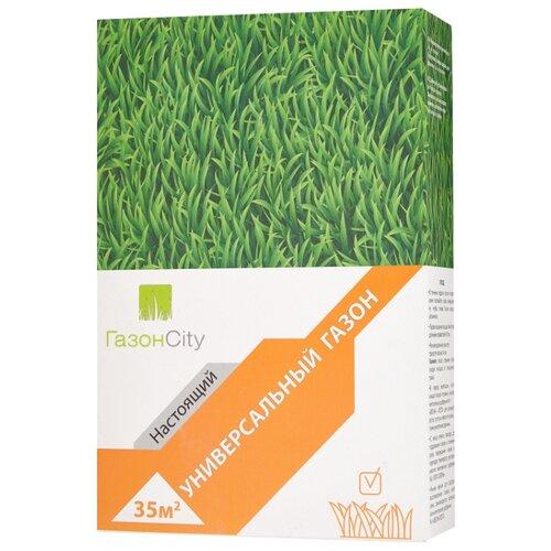 ГазонCity Настоящий Универсальный газон, 1 кг газон изумрудный ковер гавриш 0 6 кг