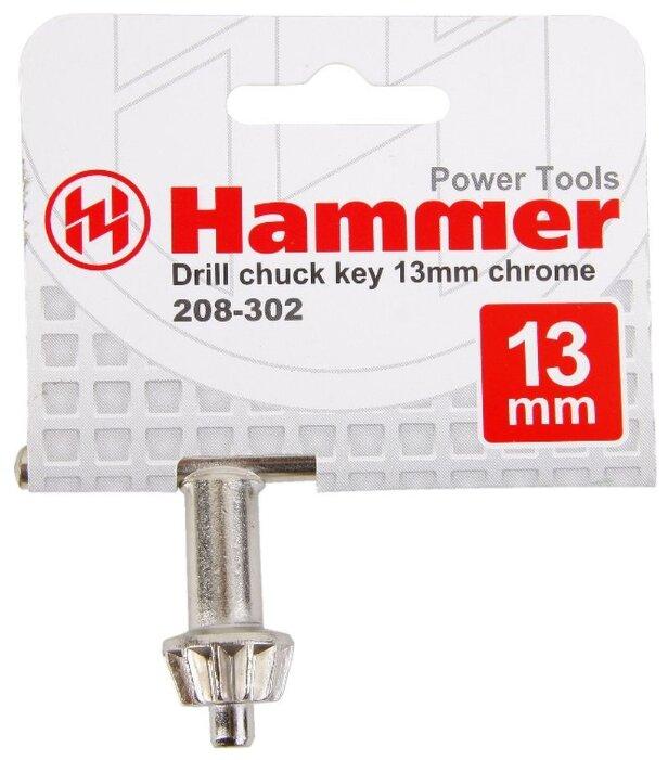 Ключ Hammer 208-302