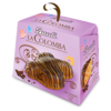 Панеттоне Bauli Colomba с цукатами в шоколадной глазури 100 г