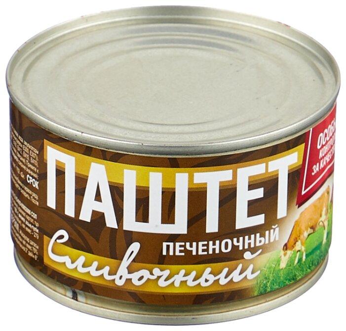 Паштет Рузком Сливочный 230 г