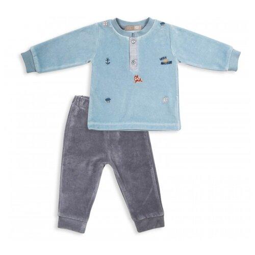 Комплект одежды RBC размер 68, голубой костюм rbc rbc mp002xb00cot