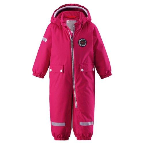 Купить Комбинезон Reima Maahinen 510292 размер 80, розовый, Теплые комбинезоны