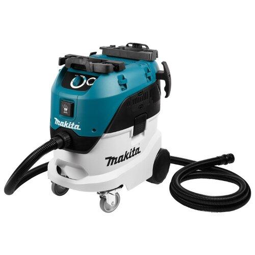 Профессиональный пылесос Makita VC4210L 1200 Вт белый/синий/черный