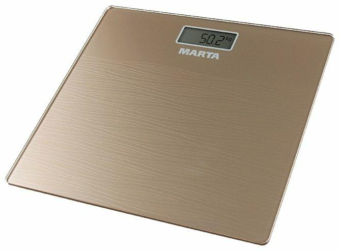 Весы Marta MT-1677 Bronze