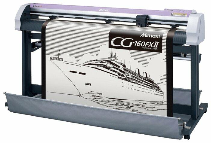 Режущий плоттер Mimaki CG-160FXII