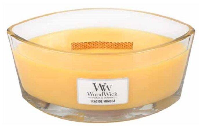 Свеча WoodWick Seaside Mimosa (76085), эллипс