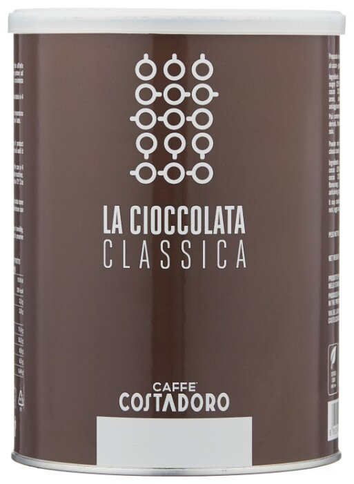 Costadoro La Cioccolata Classica Горячий шоколад растворимый