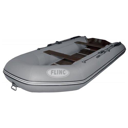 Фото - Надувная лодка Flinc FT340L серый надувная лодка flinc ft340к зеленый