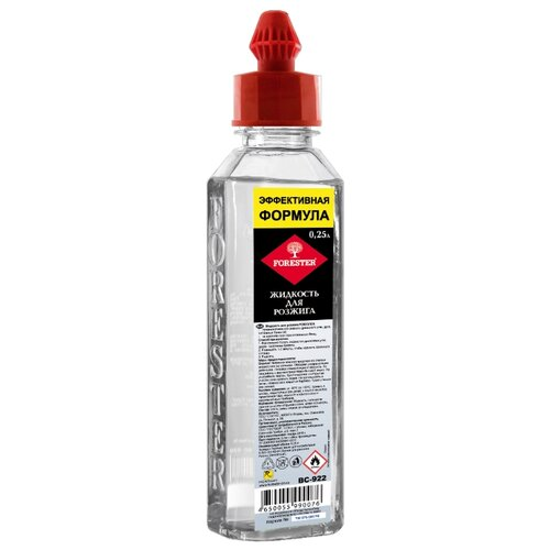 Forester Жидкость для розжига BC-922, 0.25 л
