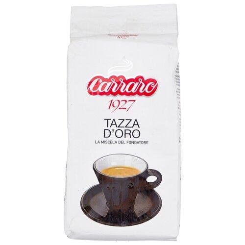 Фото - Кофе молотый Carraro Tazza D` Oro, 250 г кофе молотый carraro india 250 г