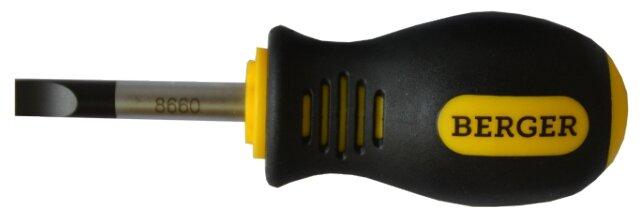 Отвёртка прямой наконечник BERGER BG1045