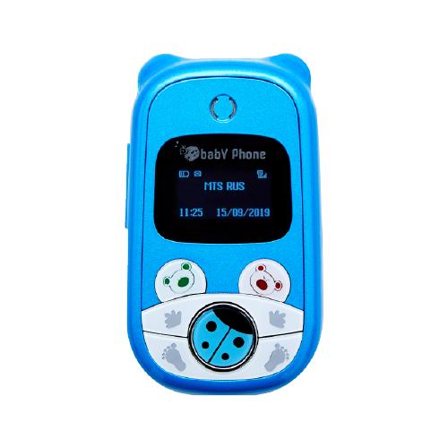 Телефон babyPhone BPH голубой