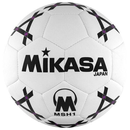 Фото - Мяч для гандбола Mikasa MSH 1 белый/черный s 289 msh