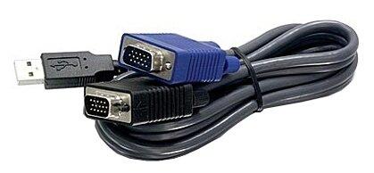 KVM-кабель TRENDnet TK-CU15