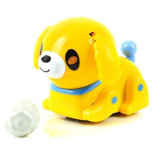 Купить Робот Mioshi Active Футболист MAC1210-002 желтый, Роботы и трансформеры