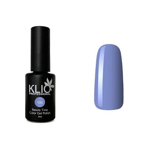 Купить Гель-лак для ногтей KLIO Professional Beauty Time, 8 мл, №133