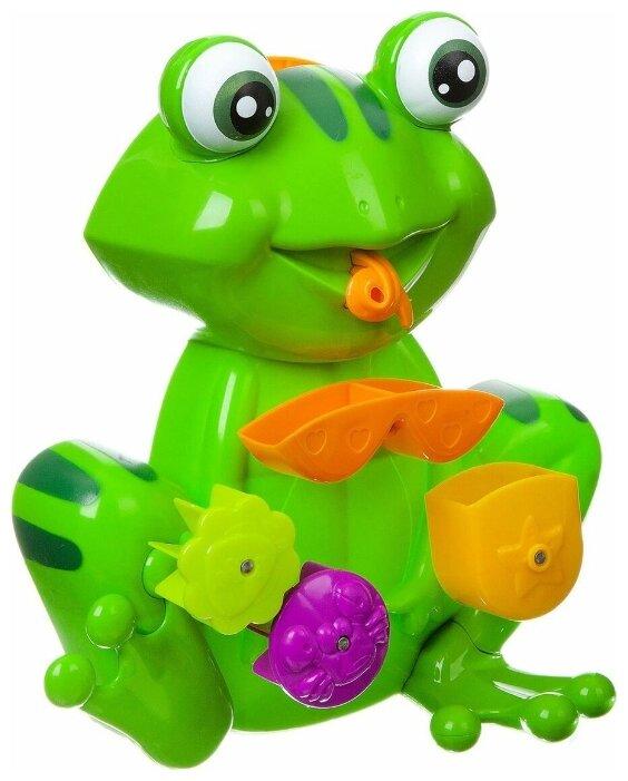 Игрушка для ванной BONDIBON Мельница Лягушка (ВВ1911)