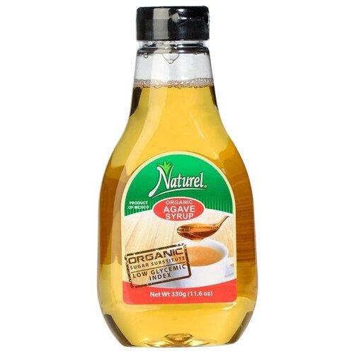 Naturel сироп агавы светлый жидкость 330 г тюль 320х300 naturel