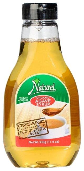 Naturel сироп агавы светлый жидкость
