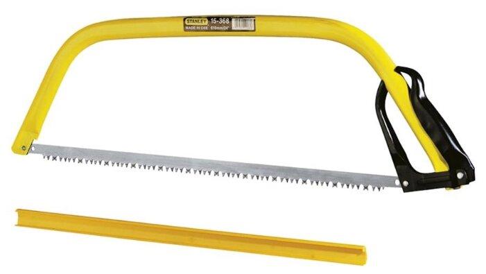 Лучковая пила STANLEY Raker Tooth 1-15-379 530 мм