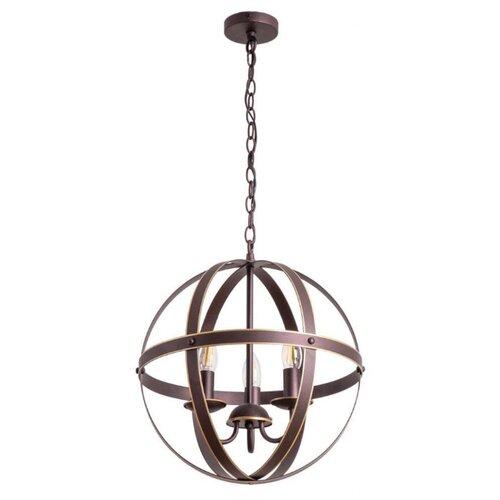 Люстра Arte Lamp Babbu A1087SP-3BR, E14, 120 Вт