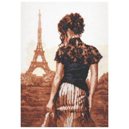 Купить Набор Прогулка по Парижу 26х36 Палитра 11.002, Наборы для вышивания