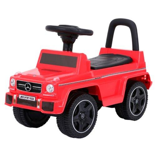 Каталка-толокар Tommy Mercedes-Benz G63 AMG 115 красный