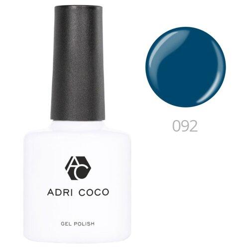 Купить Гель-лак для ногтей ADRICOCO Gel Polish, 8 мл, 092 морской синий