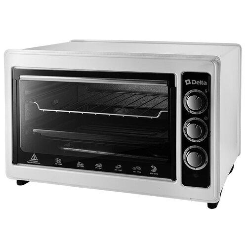 цена на Мини-печь DELTA D-0124 белый