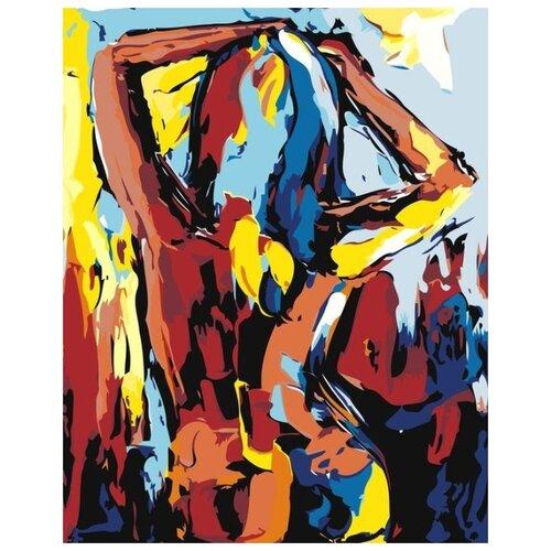 Купить Картина по номерам Живопись по Номерам Девушка со спины , 40x50 см, Живопись по номерам, Картины по номерам и контурам
