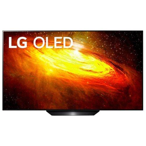 Фото - Телевизор OLED LG OLED55BXRLB 55 (2020) черный телевизор leff 55u610s 55 2020 на платформе яндекса черный