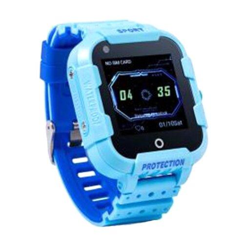 Часы Smart Baby Watch KT12 голубой