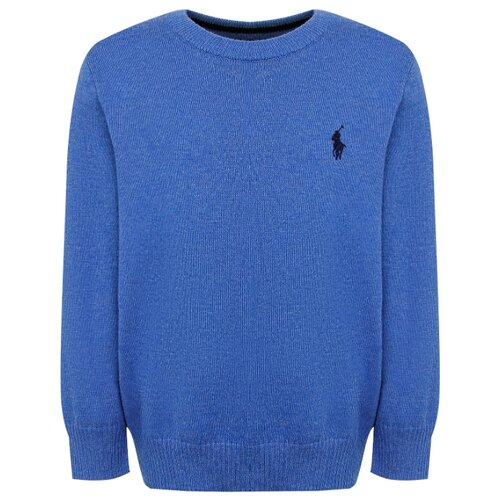 Купить Джемпер Ralph Lauren размер 92, синий/черный, Джемперы и толстовки