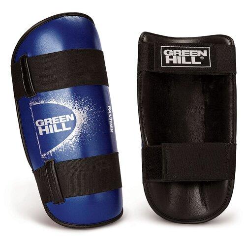 Фото - Защита голеностопа Green hill SPP-2124, р. S, синий защита голеностопа indigo 1118 р s