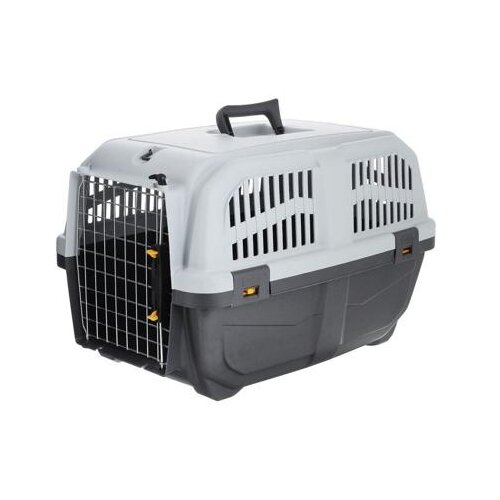 Клиппер-переноска для собак MPS Skudo 1 48х31.5х31 см серый/белый