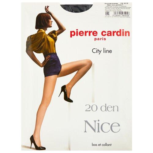Колготки Pierre Cardin Nice, City Line 20 den, размер IV-L, nero (черный)