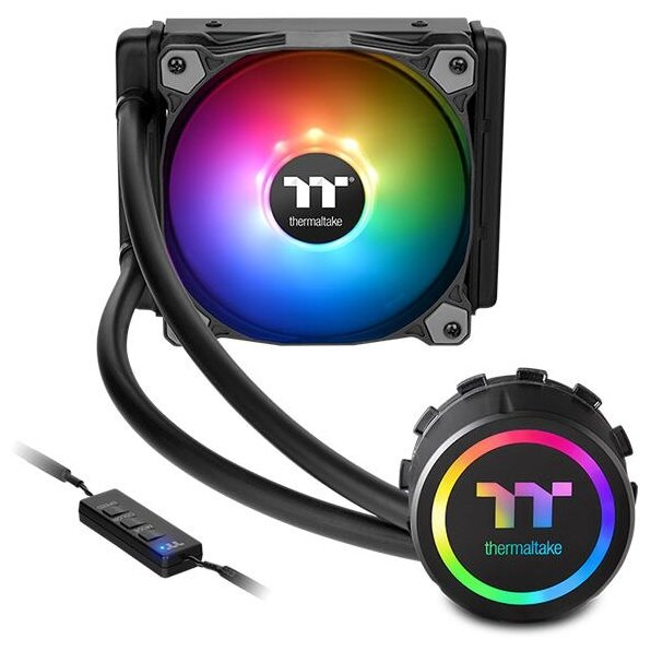 Кулер для процессора Thermaltake Water 3.0 120 ARGB Sync